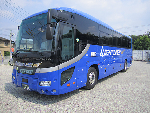2位のバス画像