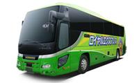 R801OK ロイヤルエクスプレス 関西⇒福岡 コンビバス