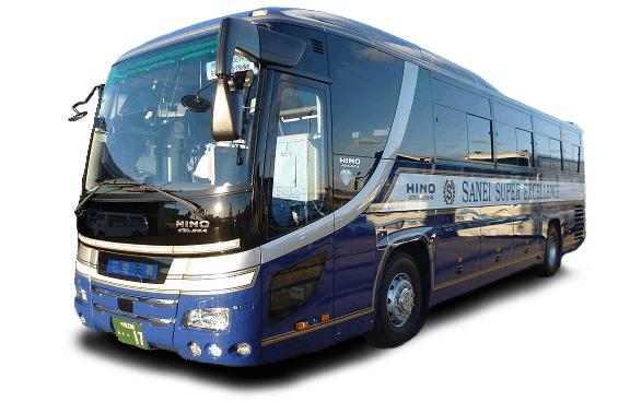 1位のバス画像